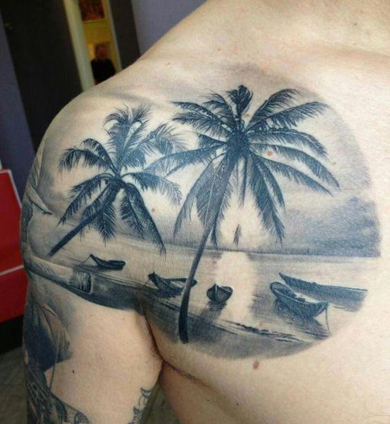 palmeiras_e_praia_tatuagem_no_peito