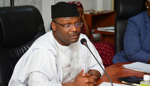 Buhari Appoints INEC Chairman, Prof Yakubu For Another Five Years