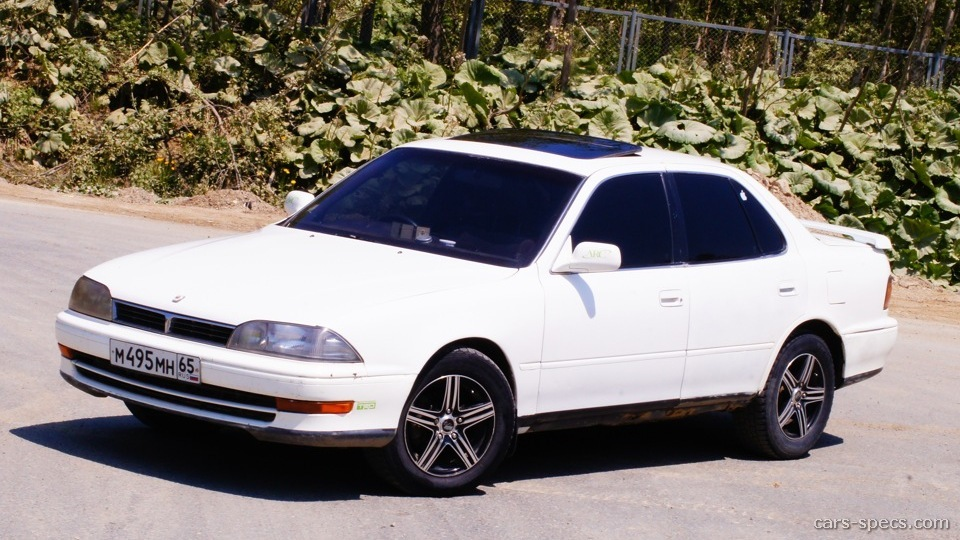 1996 toyota camry sedan specifications pictures prices. Black Bedroom Furniture Sets. Home Design Ideas