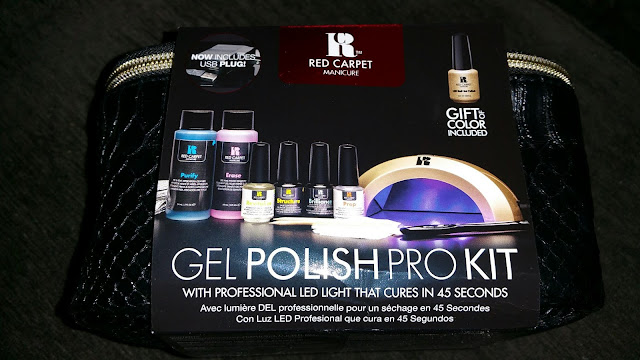 Beauty By Gaby Holiday Gift Guide Red Carpet Gel Polish