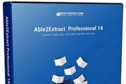 How To Download And install Able2Extract Professional Software For PC