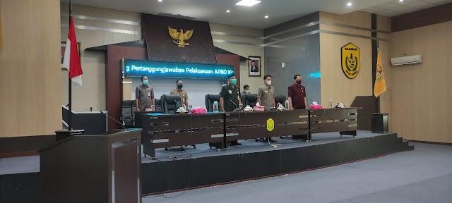 Lensa Foto DPRD Kota Banjarmasin Periode Juni 2021