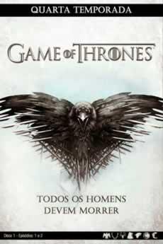 Baixar Série Game of Thrones 4ª Temporada Torrent Dublado Grátis