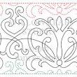Etched lace - complex