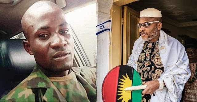 Nnamdi Kanu Ordered Us To Bury Ikonso With 2,000 Human Heads - ESN Commander Reveals