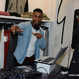 WWW.ENTSIMAGES.COM -         DJ Abs Sharma at       No Cigar Magazine - issue launch party at agnés b, 35-36 Floral Street, London, July 4th 2013                                            Photo Mobis Photos/OIC 0203 174 1069