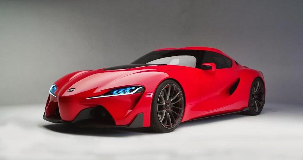 Toyota FT-1 Concept 13