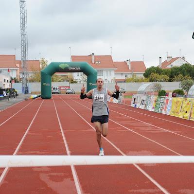 Miguelturra 2010 - Llegada