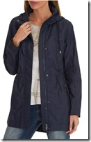 Betty and Co Hooded Parka Rainjacket