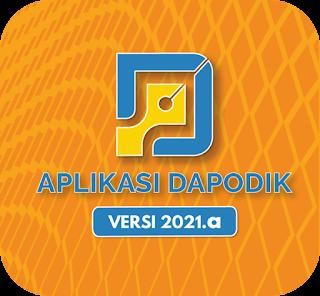 Aplikasi Dapodik Versi 2021.a