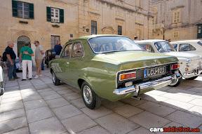 Ford Escort Mk1 in green metallic