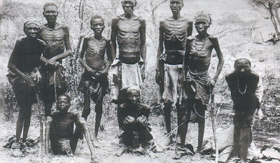 The template for the Holocaust was forged by Germans in Africa