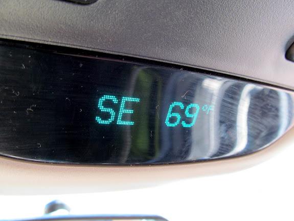 69 degrees