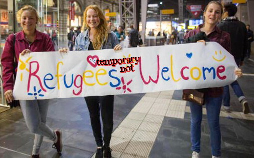 refugees temporary not welcome