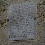 Regard de la Lanterne : plaque (copie)
