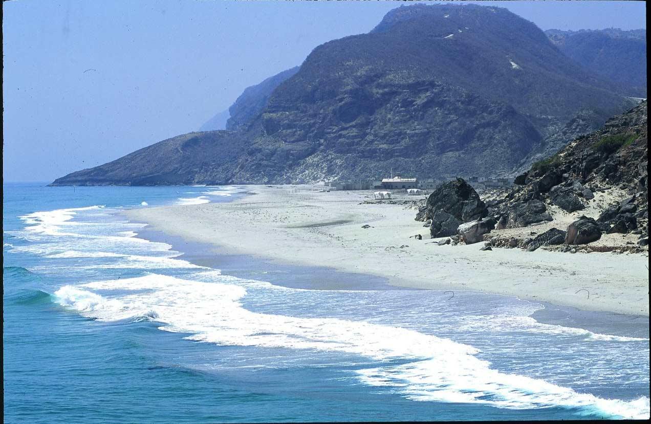 Oman - Doqum beach