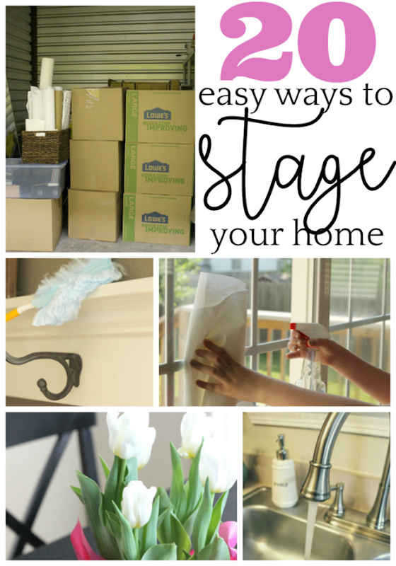 20 Easy Ways to Stage Your Home at Life Storage Blog