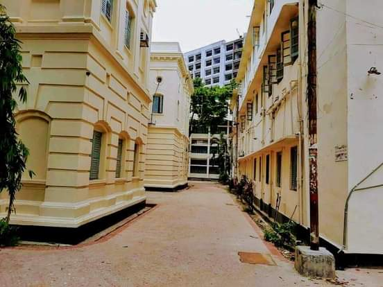 কোথাও কেউ নেই জগন্নাথ বিশ্ববিদ্যালয়