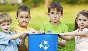 Enseñar a nuestros hijos sobre ecología