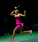 Eugenie Bouchard - BNP Paribas Fortis Diamond Games 2015 -DSC_2195-2.jpg