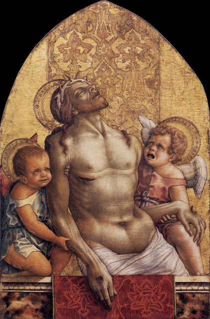 Carlo Crivelli - Pietà