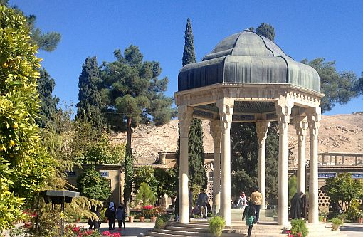 Tomb of Hafez, Shiraz