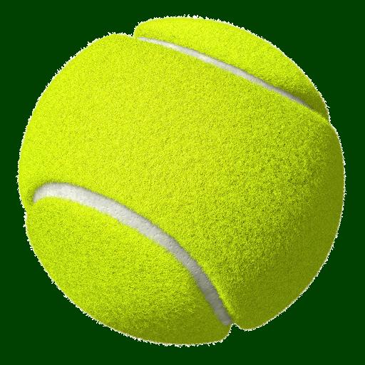 Bouncing Tennis Balls 休閒 App LOGO-APP試玩