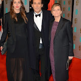 OIC - ENTSIMAGES.COM - Antonia Desplat, Alexandre Desplat and wife Dominique LeMonnier  at the EE British Academy Film Awards (BAFTAS) in London 8th February 2015 Photo Mobis Photos/OIC 0203 174 1069