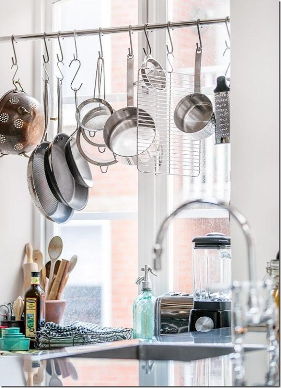 Cucina Stile Loft Industriale e Shabby Chic