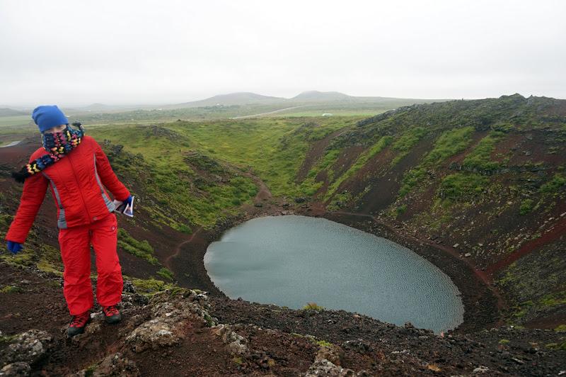 DSC05512 - Kerið volcanic crater lake