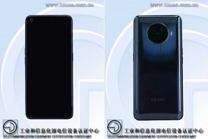 Tenaa - Oppo Reno Ace 2 Cep Telefonu Teknik Özellikleri