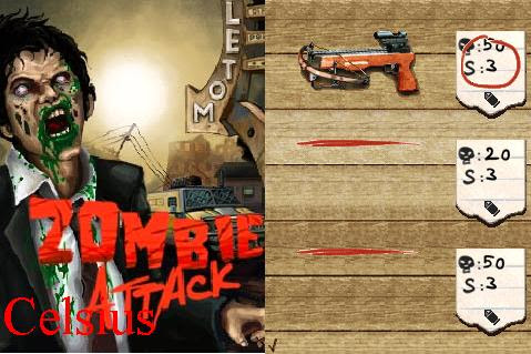 Zombie Attack [By Shamrock Game] Zombie1