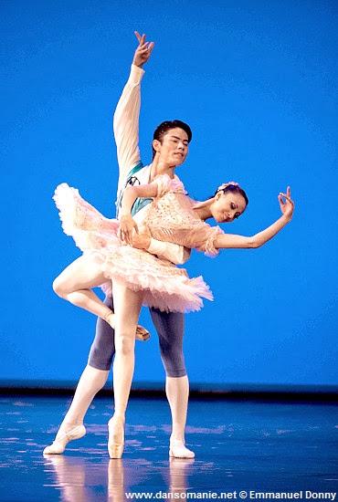 Madina Basbayeva et Tair Gataunov