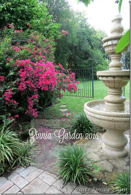 Zinnia Garden 2016