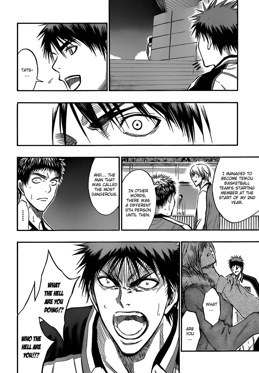 Kuroko no Basket Manga Chapter 169 - Image 20