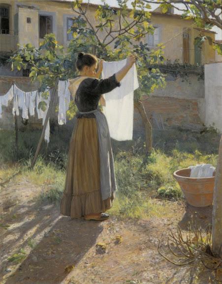 Elin Danielson-Gambogi - Washing Day