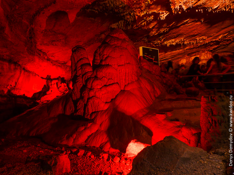 Сатаплия. Пещеры, следы динозавров и хрустальный мост