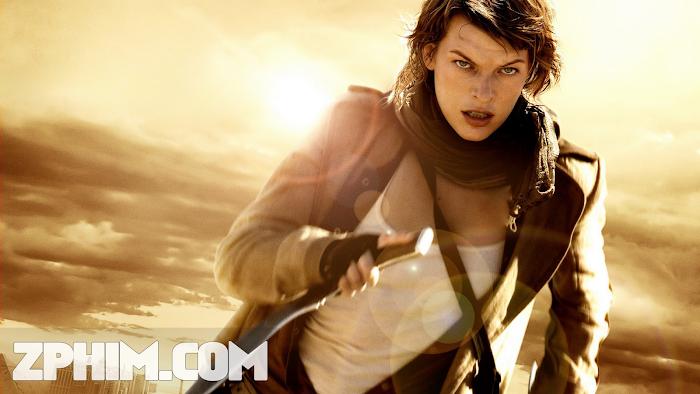 Ảnh trong phim Vùng Đất Quỷ Dữ 3: Tuyệt Diệt - Resident Evil: Extinction 1