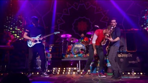 TIDAL Coldplay chris-guy