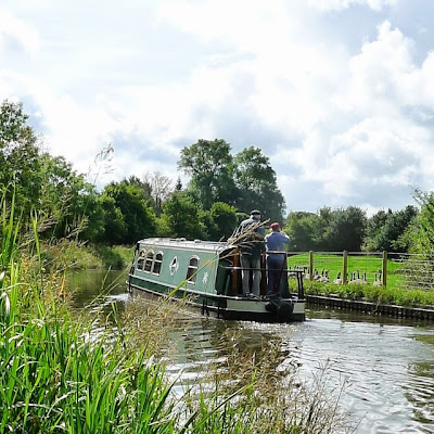 Working Remotely: Navigating the Canal