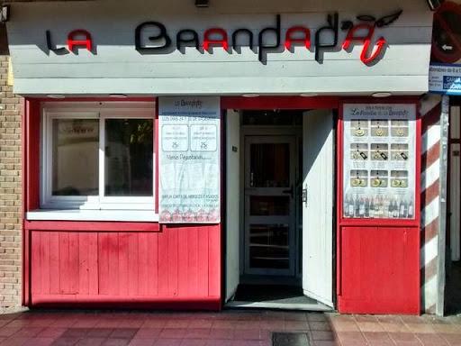 La Brandada, Restaurante, Arrocería