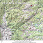Avalanche Soda Mountain, Co, , Flume of Doom, near Buffalo Pass, NE of Steamboat Springs - Photo 4
