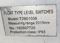 Hamworthy T2801008 2010MM level switch hamworthy float switch Email :idealdieselsn@hotmail.com/ idealdieselsn@gmail.com