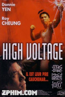 Cảnh Sát Á Châu - Asian Cop: High Voltage (1994) Poster