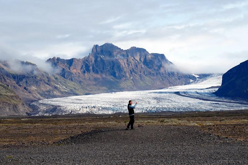 DSC05265 - Skaftafell jökull glacier