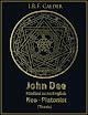 IRF Calder - John Dee Studied as an English Neo Platonist Thesis John Dee Society Edition