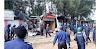 শহরে সুগন্ধায় অবৈধ দখল স্হাপনা উচ্ছেদ অভিযানে বাধা, লাঠিচার্জ গুলি টিয়ারগ্যাস আহত -১৫ জন