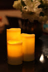 Remote LED Plastic Candle Light :: Date: Feb 18, 2012, 10:25 PMNumber of Comments on Photo:0View Photo