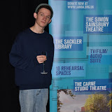 OIC - ENTSIMAGES.COM - David Moorst - LAMDA Graduate at the  VIP 'topping out' of the new LAMDA building in London 20th January 2015 Photo Mobis Photos/OIC 0203 174 1069