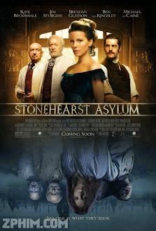Bệnh Viện Ma Ám - Stonehearst Asylum (2014) Poster